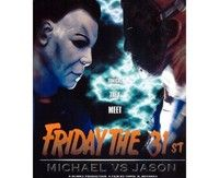 Пятница 31: Майкл против Джейсона / Friday the 31st: Michael vs. Jason