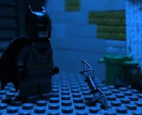 Лего Бэтмен: угроза Готэму / Lego Batman: threat of Gotham